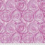 Kaffe Spring 2019 Onion Rings - Purple PWBM070+