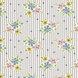 Tilda- The Apple Butter Collection- Nancy Blue+