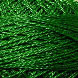 Valdani 24 Sz 12 Solid Pearl Cotton - Fresh Grass