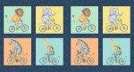 Bike Ride Panel by Whirligig Designs+