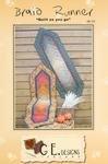 Braid Runner Pattern by G.E. Designs