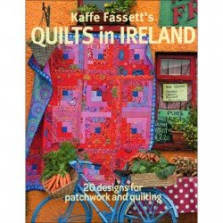 Kaffe Fassett's Quilts In Ireland for Taunton Press #071621