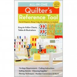 All One Quilters Reference Tool+