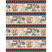 Land of Liberty by Wilmington Prints Bolt 1 of 3 #3009 24036 234+