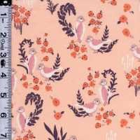 SALE Feathered Fellow Blush Metallic for AGF HOL-36652+