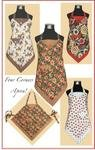 Four Corners Apron Pattern by Vanilla House+