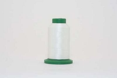 Isacord 40 Embroidery Thread 02922-0101 - Eggshell