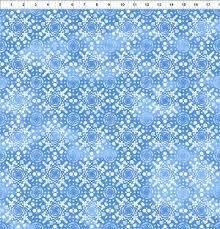 Dreamscapes II Dot Burst Blue/White 6JYH 4 Bolt 2 of 2+