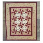 Little Red Five Pattern #505 by Red Button Quilt Co^