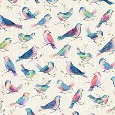 All A Twitter - Hoffman Spectrum Print P4390 447 Sweetpea - 1530231289