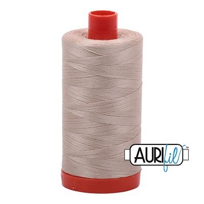 Aurifil 50W 1300M Cotton Thread 2312 - Ermine