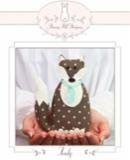 Foxly Pattern by Bunny Hill Designs #2139