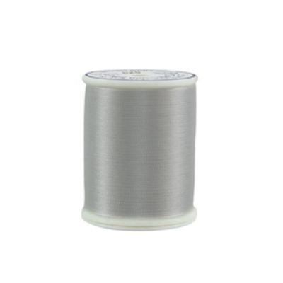 Bottom Line #623 Silver Polyester Thread 60wt 1420yds+