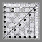 Creative Grids 7 1/2in Square Ruler CRG7