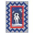 Spaceman Quilt Kit using NASA Fabric & Villa Rosa Designs+