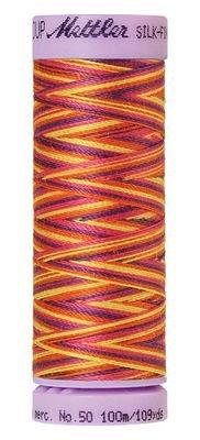 Mettler 50W 109Y Var Silk Finish Cotton Thread 9841 - Smiley Mix+