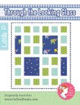 Through The Looking Glass Quilt Pattern by Sarah Price for It's Sew Emma+