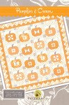 Pumpkins and Cream Pattern by Fig Tree & Co