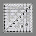Creative Grids 9 1/2in Square Ruler CRG9