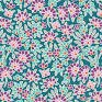 LazyDays by Tilda Quilt Collection 100167 Josephine Emerald