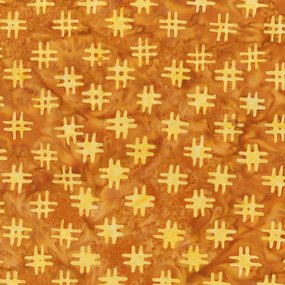 Anthology 412Q-7 Caramel Quilters Hash Tags +