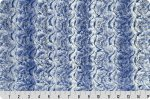 Luxe Cuddle Paloma True Blue from Shannon Fabrics LCPALOMA DR210696+
