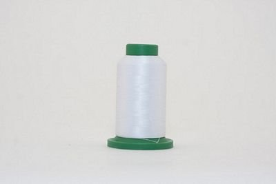 Isacord 40 Embroidery Thread 02922-0017 - Paper White