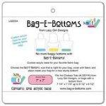 Bag-E-Bottoms Size E from Lazy Girl Designs+