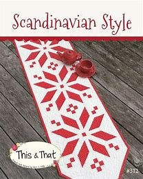 Scandinavian Style Pattern by This & That +
