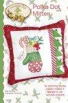 Polka Dot Mitten - a pattern by Crab-apple Hill+