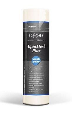 WashAway Stabilizer Aquafilm Backing 10 by OESD STAB-WAF+