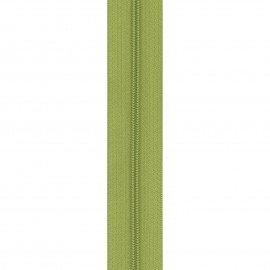 Handbag Zipper 30in Double Slide - Apple Green+