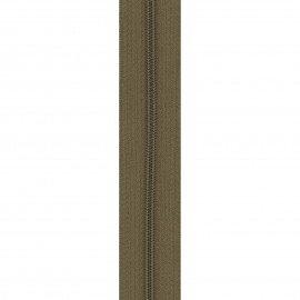 Handbag Zipper 30in Double Slide - Khaki