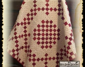 Friday Harbor Pattern by My Red Door Designs+