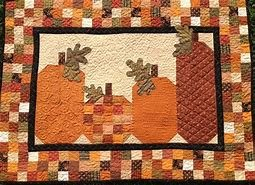 Autumn Harvest Pattern by My Red Door Designs+