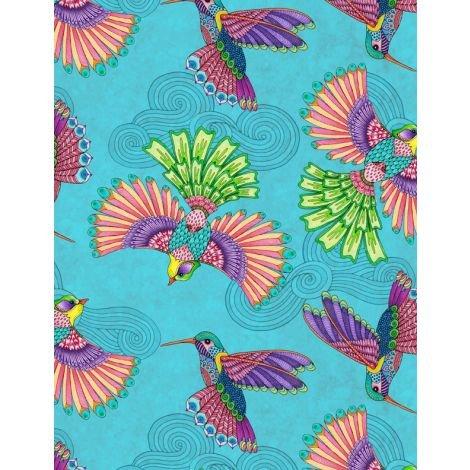 Rainbow Flight Teal Bird 3000 77641 436+