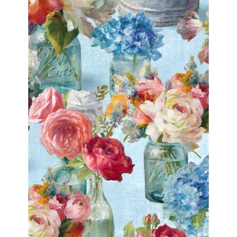 Flower Market #1077 89208 434+