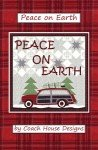 Peace On Earth Pattern by Coach House Designs+