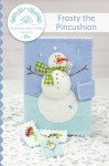 Frosty The Pincushion Pattern by Crabapple Hill+