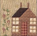 Quilted Village BOTM #7 Fixer Upper by The City Stitcher