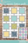 Square Lattice Pattern by Mckay Manor Musers+