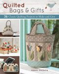 Quilted Bags & Gifts by Akemi Shibata for Zakka Workshop