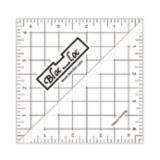 Bloc_Loc Half Square Triangle Ruler 4.5