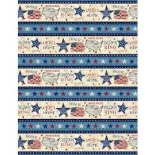 America, My Home Border Print #1828 82594 234