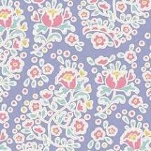 Happy Campers Charlene Blue by Tilda Fabrics 100223
