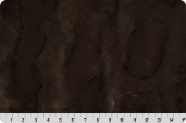 Luxe Cuddle Mirage 80 Chocolate by Shannon #DR283885