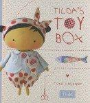 Tildas Toy Box Book by Tone Finnanger+