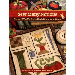 Sew Many Notions by Debbie Busy of Wooden Spool Designs+