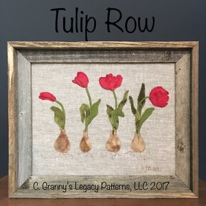 Tulip Row by Granny's Legacy Patterns+
