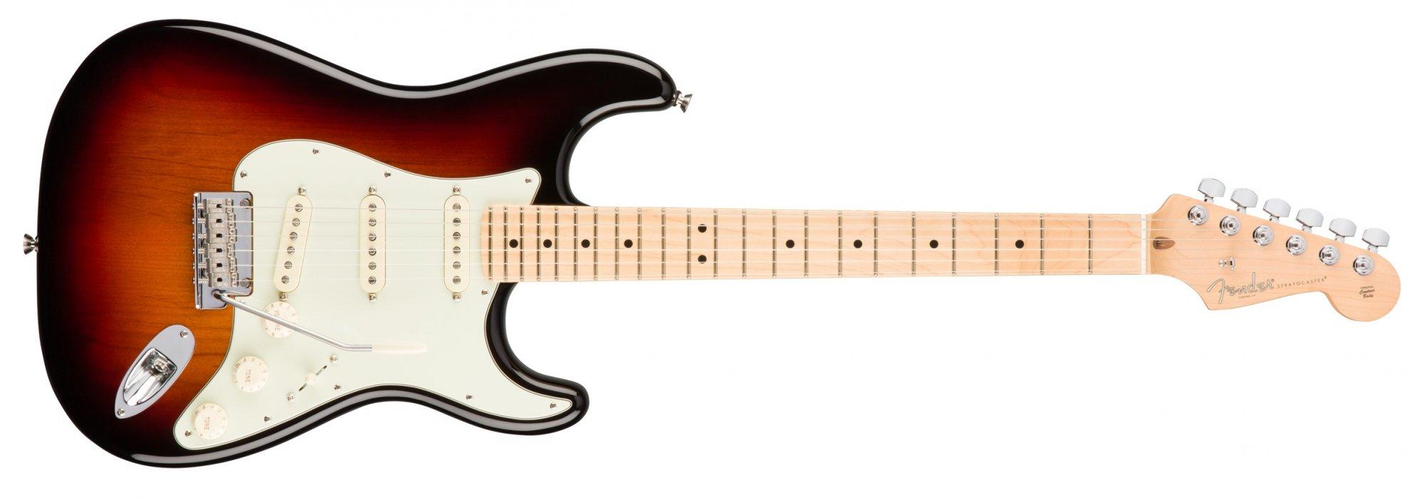 Fender American Pro Stratocaster Maple Fingerboard 3-Color Sunburst